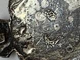 Серебряный знак Королевский военно-морской флот, фото №7