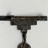 Серебряный знак Королевский военно-морской флот, фото №10