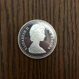1 Долар 1981р. Канада. Срібло., фото №2