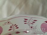 Блюдо Мейсен Meissen Red Onion, фото №4