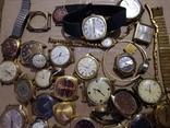 Часы позолота  45+, фото №5