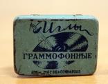 Патефонные-граммофонные  иглы  63 штуки, фото №2