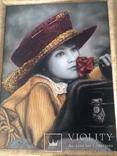 """Картина известного художника Седак Т.В. """"Мечтания"""" холст масло  40\3, фото №2"""