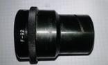 F=92 1:2 (объектив от диапроектора Лэти-60/60М), фото №2