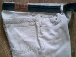 Hero by Wrangler - светлые джинсы с ремнем., фото №2