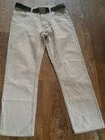 Hero by Wrangler - светлые джинсы с ремнем., фото №3