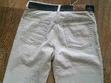 Hero by Wrangler - светлые джинсы с ремнем., фото №6