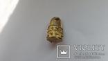 Золотая ароматница  2-4 век 3,1г, фото №6