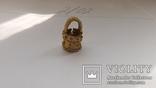 Золотая ароматница  2-4 век 3,1г, фото №10