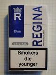 Сигареты REGINA Blue