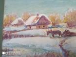 Зима,Худ. в.майстренко. фото 2