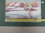 Зима,Худ. в.майстренко. фото 5