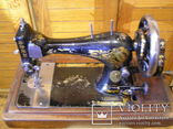 Швейная машинка THE SINGER MANFG.CO -1886г., фото №2