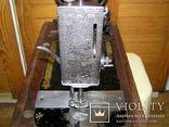 Швейная машинка THE SINGER MANFG.CO -1886г., фото №6