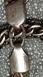 Цепочка серебро, 925 проба 32 гр., фото №6