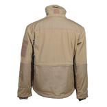 Милтек куртка флис ветрозащитная Койот, фото №4
