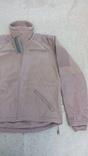 Милтек куртка флис ветрозащитная Койот, фото №7