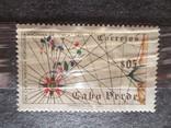 Кабо-Верде 1952 португальские навигаторы *, фото №2