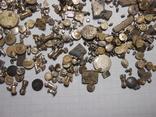 Серебро не магнит Вес - 187,88 грамм, фото №11