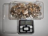 Серебро не магнит Вес - 187,88 грамм, фото №13