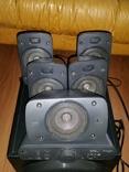 Акустическая система Logitech Z 906, фото №3