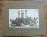 Отряд красноармейцев после провед. контр-революционного восстания в Баку., фото №2