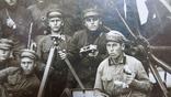 Отряд красноармейцев после провед. контр-революционного восстания в Баку., фото №8