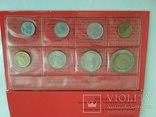 Набор монет Таиланда, фото №2