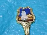 Ложечка коллекционная, фото №6