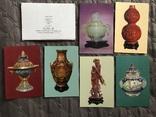 Набор открыток Chinese arts and crafts, фото №3