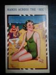Открытка 1938 англия, фото №2