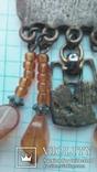 Бронзовый кулон, фото №5