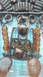 Бронзовый кулон, фото №6