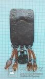 Бронзовый кулон, фото №7