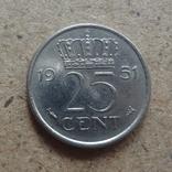 25  центов  1961  Норвегия  (П.2.33), фото №2