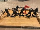 18 больших солдатиков донецкой фабрики игрушек, фото №4