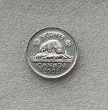 5 Центов 2005 г. Канада, фото №2