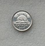 5 Центов 2016 г. Канада, фото №2