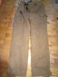 Ватные штаны маленького размера 2 шт, фото №2