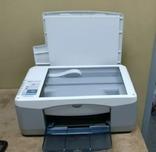 Принтер,Сканер,копiр   HP Deskjet F380,(3 в 1), фото №2