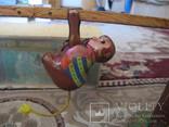 Заводная игрушка Старая Обезьянка, фото №3