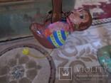 Заводная игрушка Старая Обезьянка, фото №6