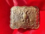 Пряжка Обер-офицера РИА 1857-1881, фото №6