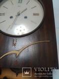 Часы Янтарь с боем механизм ОЧ3, фото №7