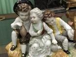 Милая троица коллекционная статуэтка Royal, фото №3