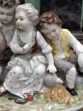 Милая троица коллекционная статуэтка Royal, фото №5