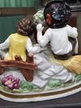 Милая троица коллекционная статуэтка Royal, фото №8