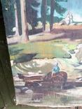 Картина на полотне 2. Копия., фото №3