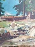 Картина на полотне 2. Копия., фото №4