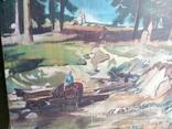 Картина на полотне 2. Копия., фото №11